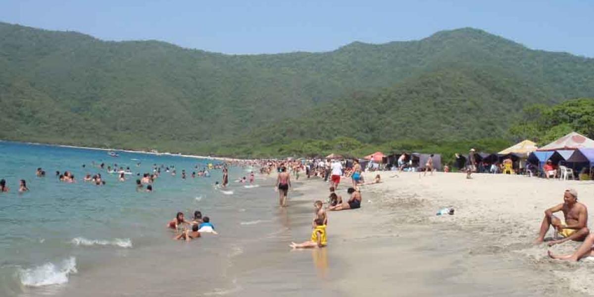 El cierre de Bahía Concha será desde Punta Aguja hasta Bahía Gayraca.