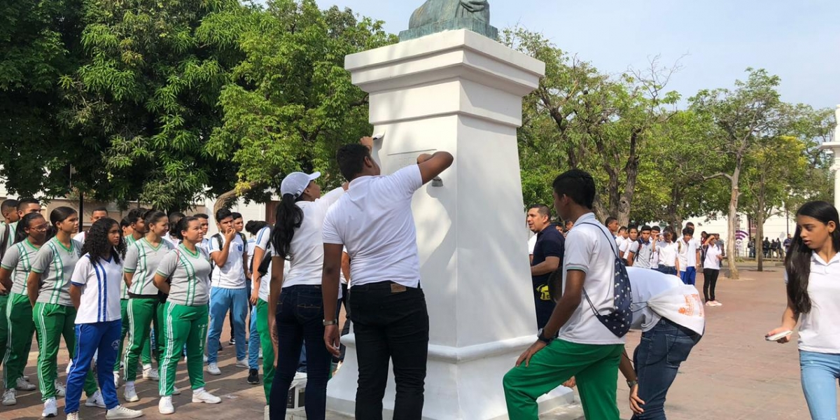 Jornada de restauración en el Parque de los Novios