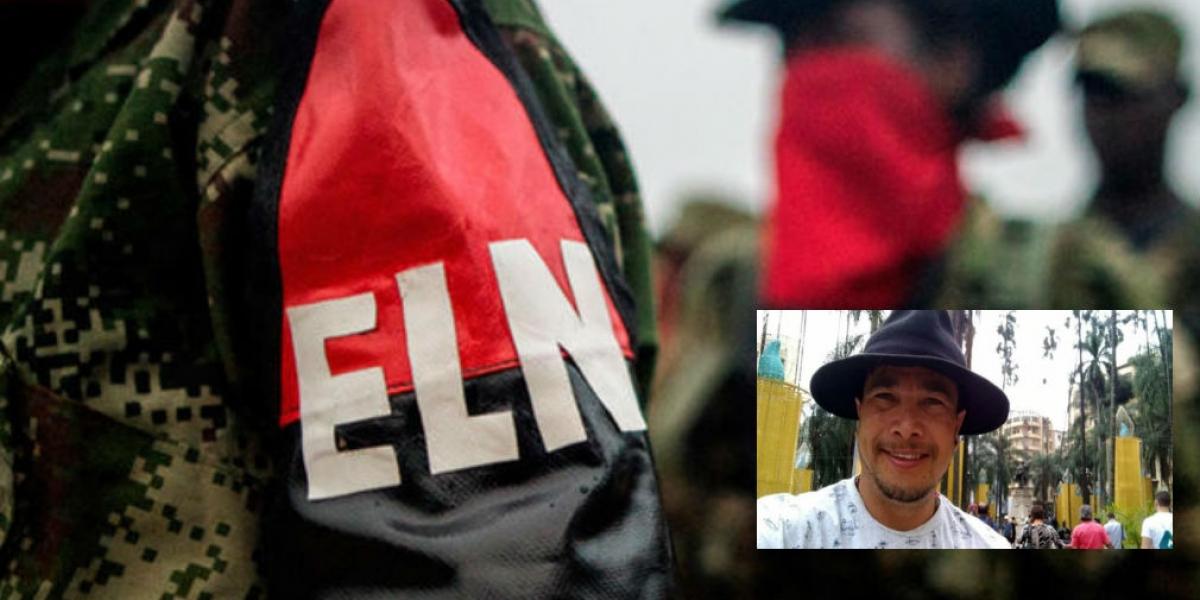 Cae cabecilla del ELN señalado como responsable de la muerte de cineasta colombiano
