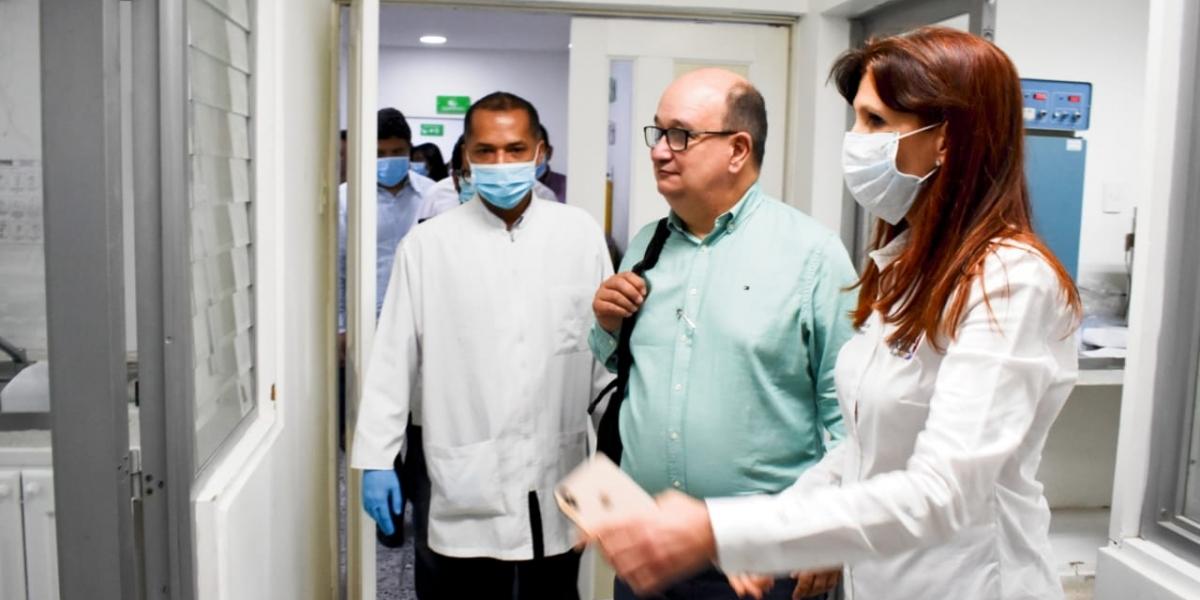 """El """"Documento de Red"""" del Magdalena es el resultado de meses de trabajo del equipo técnico de la Secretaría Seccional de Salud."""