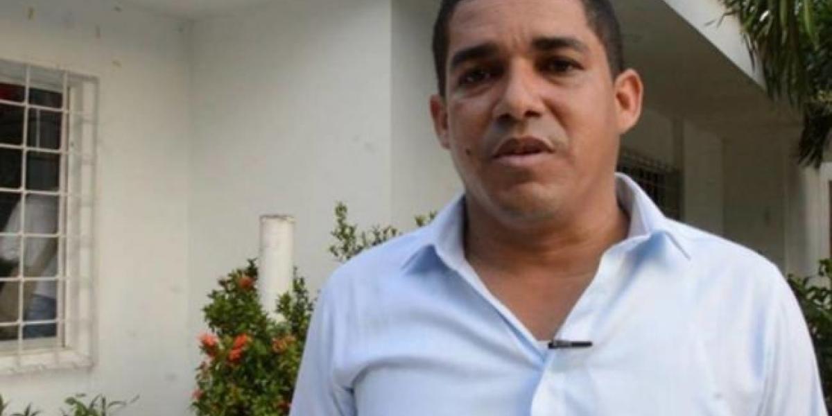 Steimer Mantilla, alcalde de Puerto Colombia