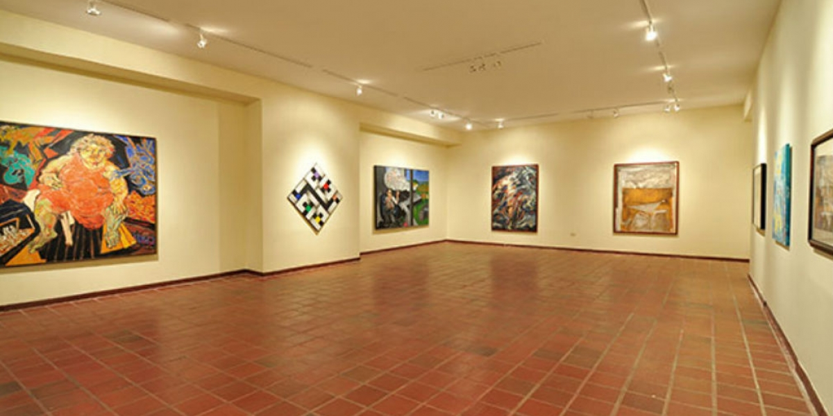 Museo bolivariano de arte contemporáneo
