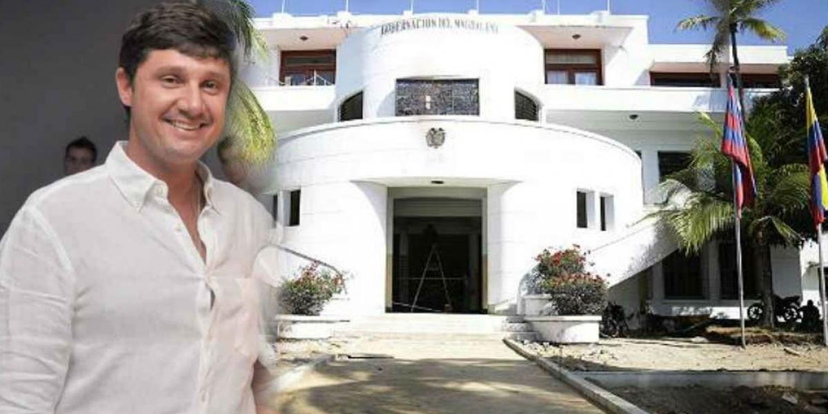 Jaime Vives Pinedo muestra, hasta ahora, intención de aspirar a la Gobernación.