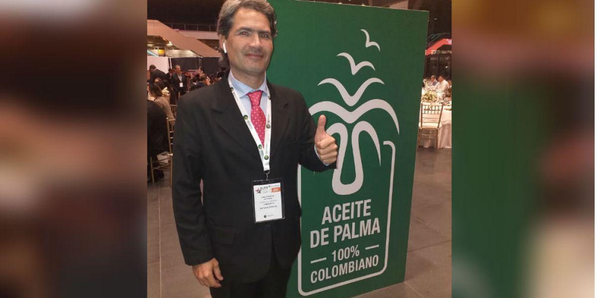 El secretario de Desarrollo Económico de la Gobernación del Magdalena, Carlos Gutiérrez.