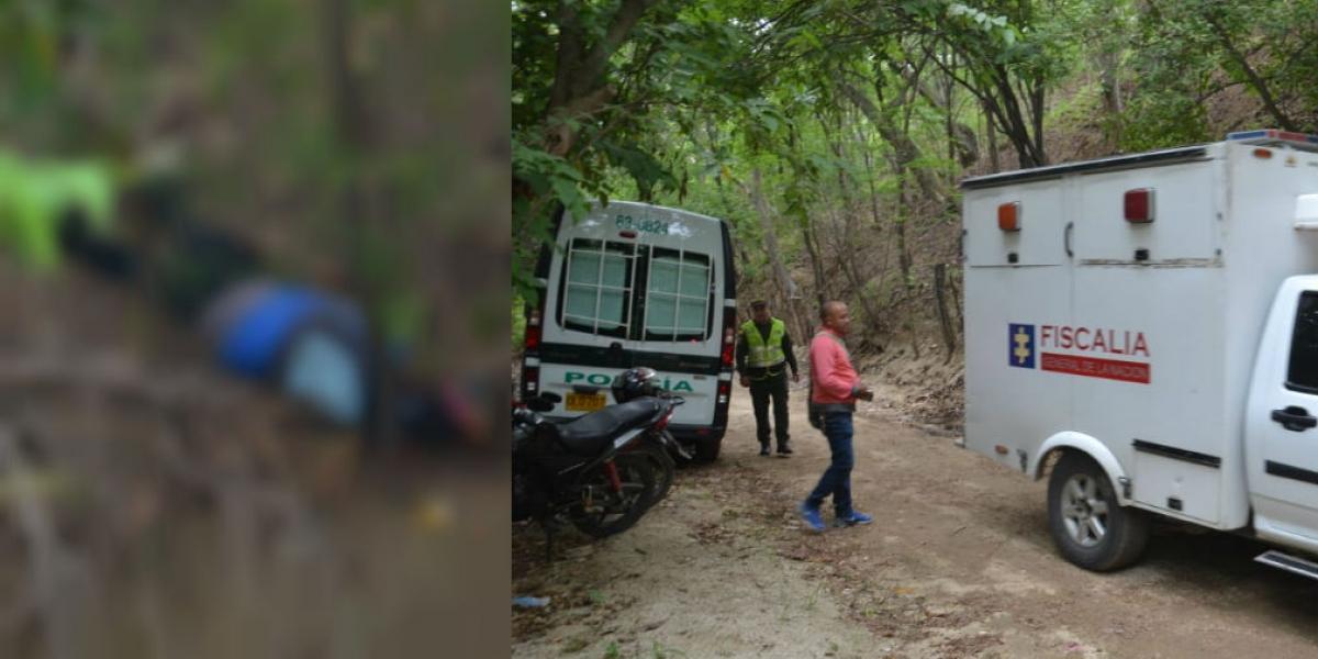 Hombre fue hallado sin vida en el sector de Tres Puentes.