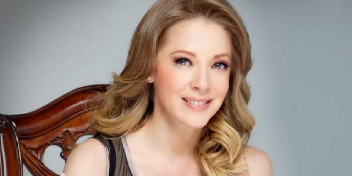 Edith González, actriz fallecida a los 54 años víctima de cáncer.