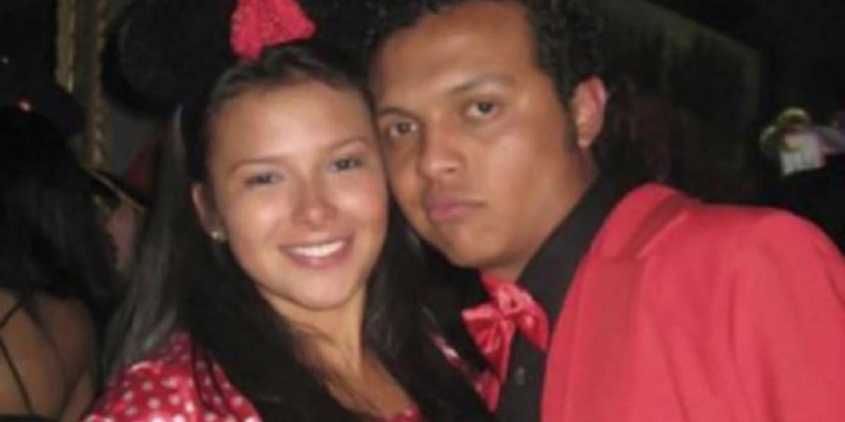 Laura Moreno y Luis Andrés Colmenares.