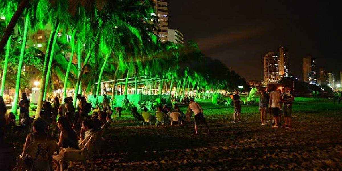 Playa de El Rodadero - Imagen de referencia