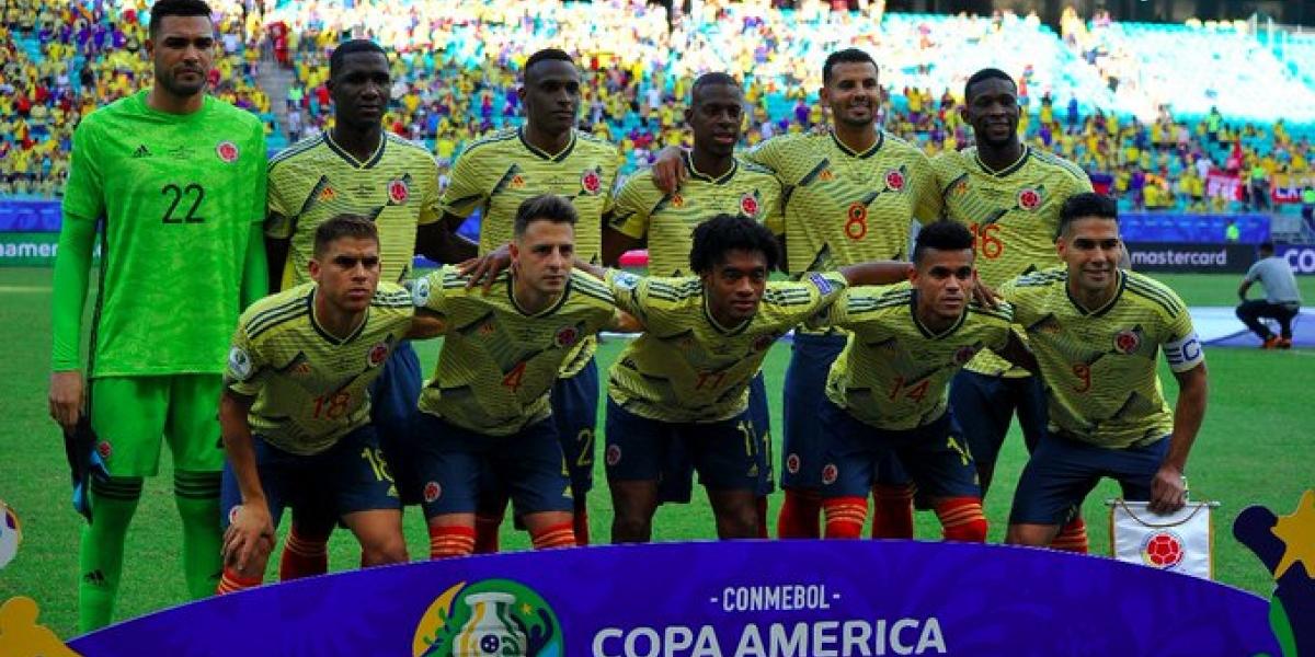 Colombia finalizó con puntaje perfecto la fase de grupos, igualando su participación en la versión del 2001.