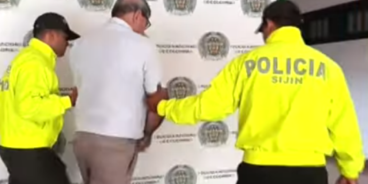 Capturan a hombre que habría abusado de su propia hija