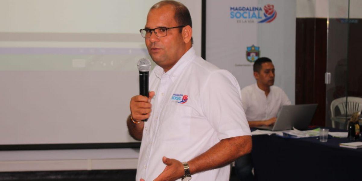 Gobernación del Magdalena realizó audiencia pública de validación del Plan de Extensión Agropecuaria en el Departamento.