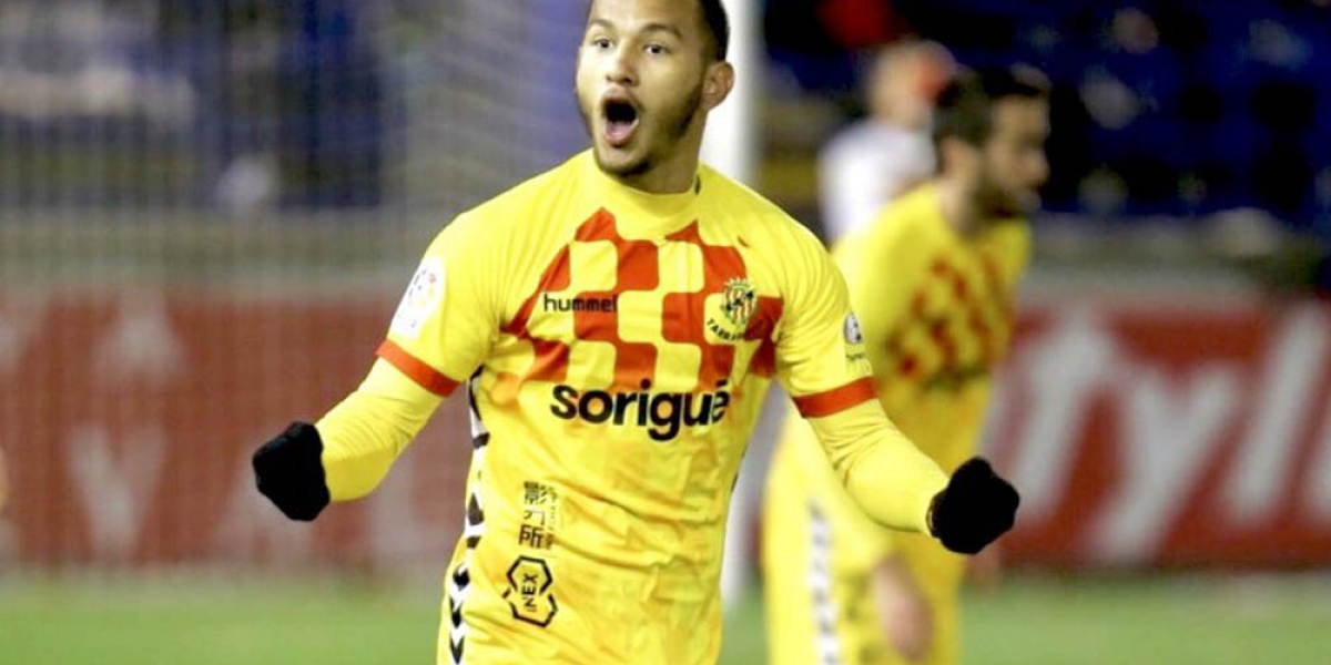 El delantero samario sigue subiendo escalones en el fútbol español.
