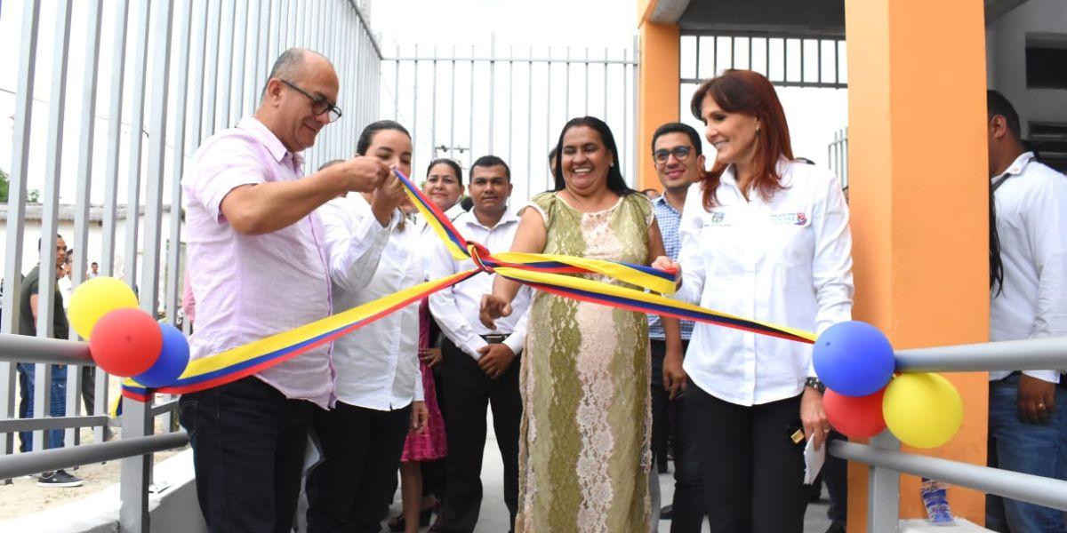 Gobernación construyó en su cuatrienio 28 nuevos colegios.