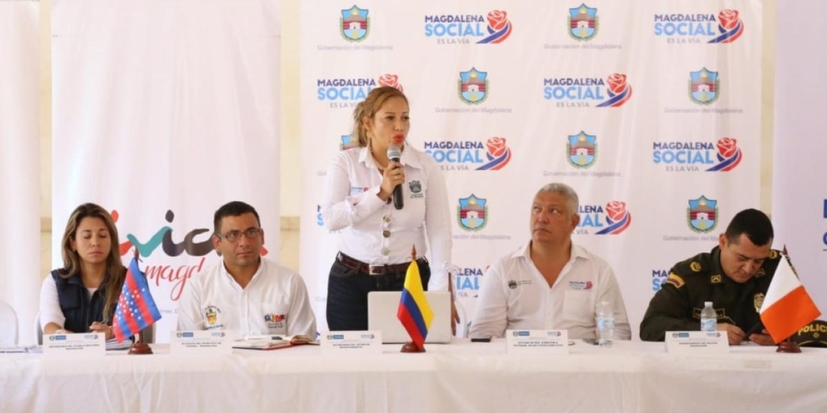 La inversión de 250 millones de pesos permitirá el beneficio no solamente de la zona Sur del Magdalena, sino que también incluye al departamento del Cesar y Bolívar.