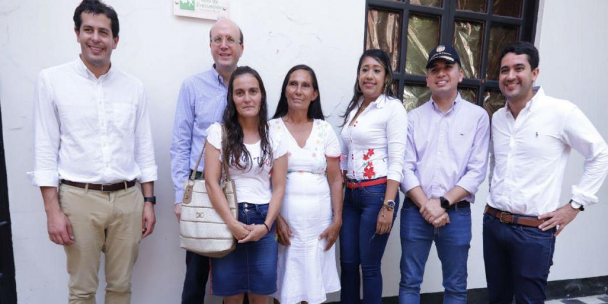 Primera samaria se postula en proyecto de mejoramiento de vivienda 'Casa Digna, Vida Digna'