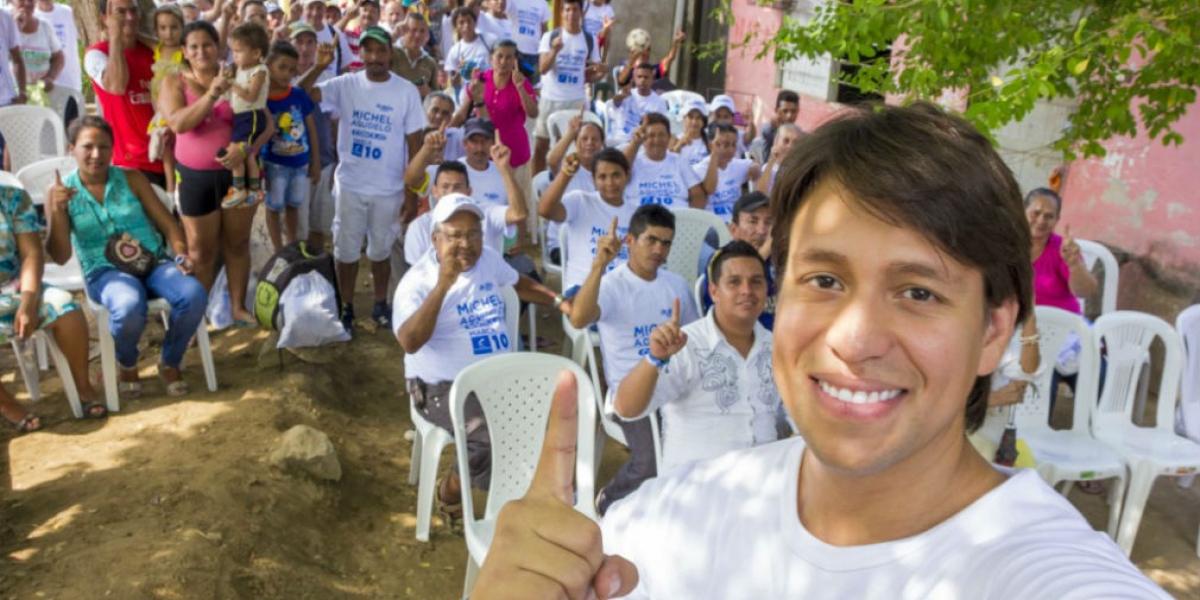 Rubén Jiménez, posible candidato a la Alcaldía de Santa Marta.
