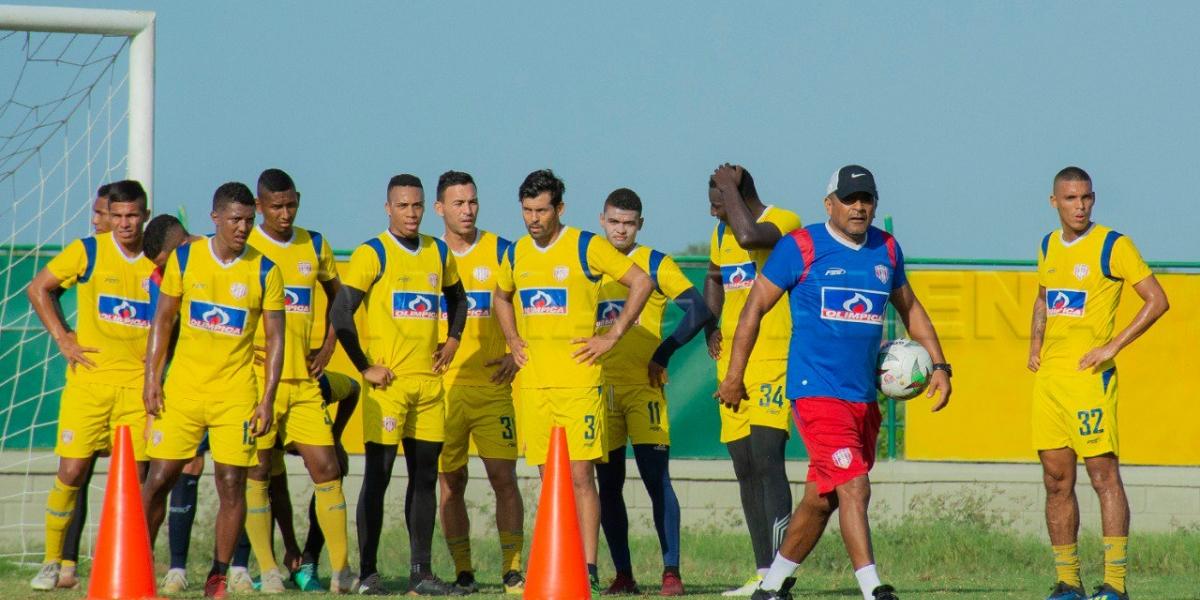El onceno magdalenense tiene una semana para ponerse a punto para su debut en el segundo semestre.