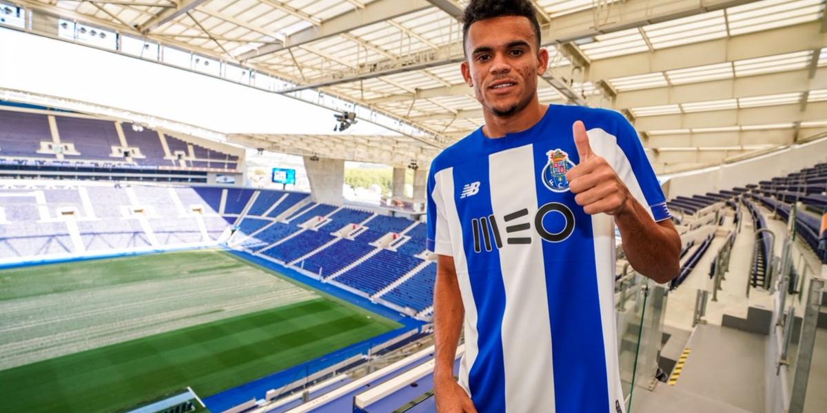 Luis Díaz, nuevo jugador del Porto.