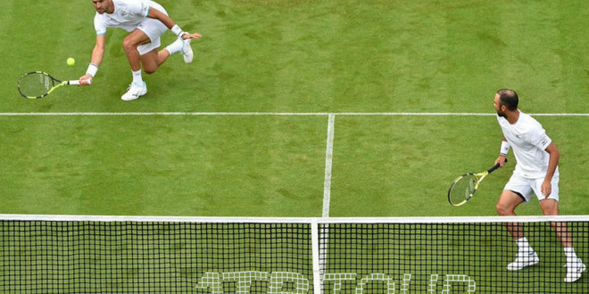La dupla colombiana está a un triunfo de su primer título de un Grand Slam.