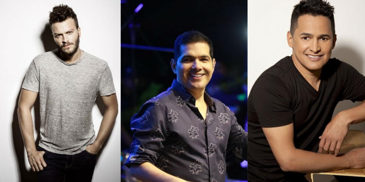 Gusi, Peter Manjarrés y Jorge Celedón son algunos de los artistas que se presentarán en la Fiesta del Mar.