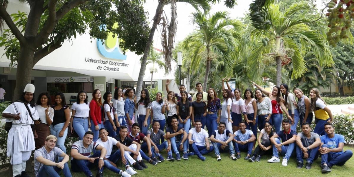 Semana de inducción en la UCC Santa Marta
