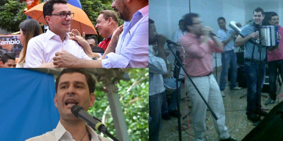 Carlos Caicedo y el Mello Cotes, los candidatos más opcionados para la Gobernación tienen cosas en común.