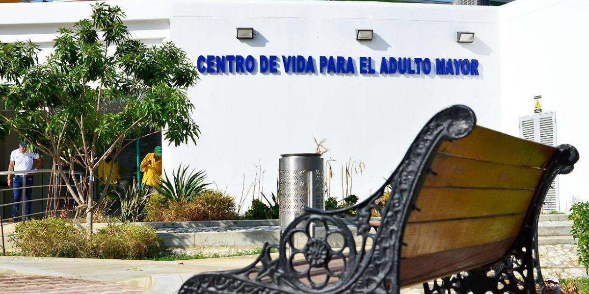 Centro de Vida para el Adulto Mayor de Bastidas.