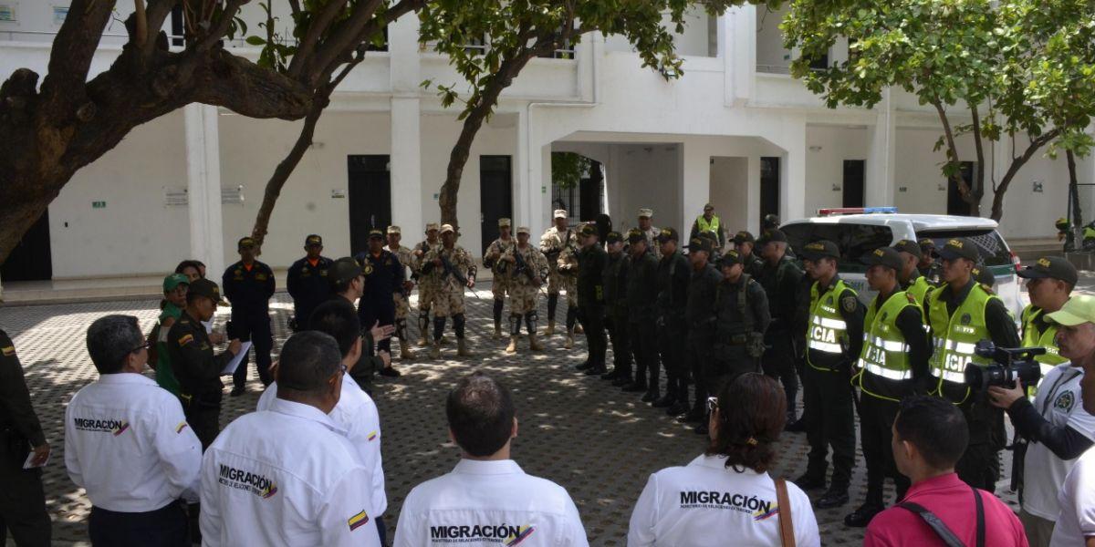 Seguridad y Convivencia en Santa Marta
