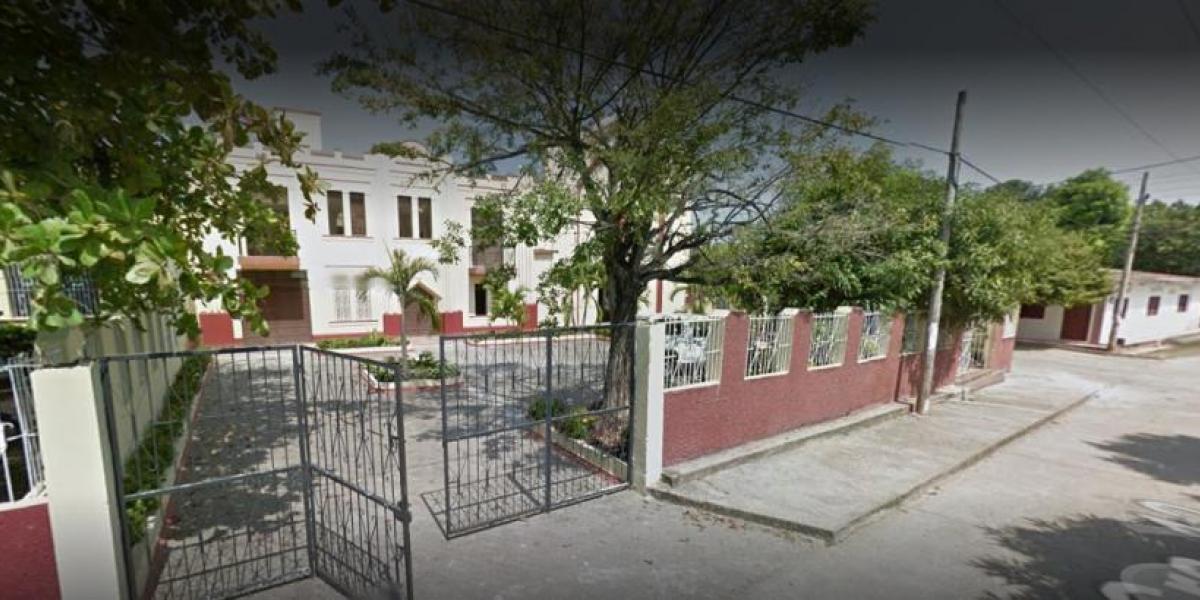 Institución Educativa Santa Teresa de Jesús, de El Banco, Magdalena.
