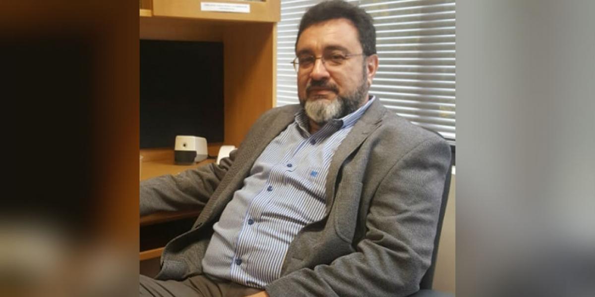 Carlos Gómez Pavajeau.