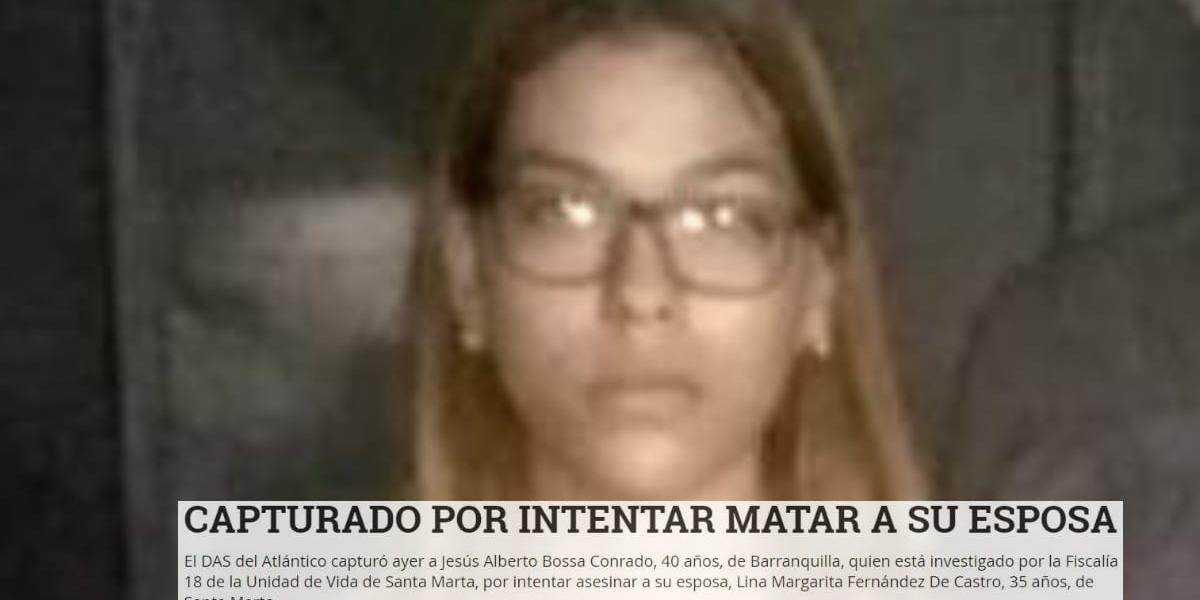 La mujer fue capturada y enviada a la cárcel.
