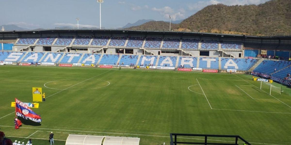 El estadio presenta un 97 por ciento de avance en su obra.