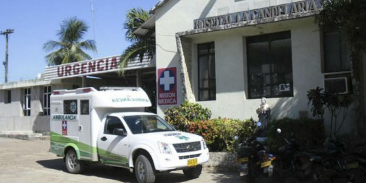 Hospital La Candelaria.