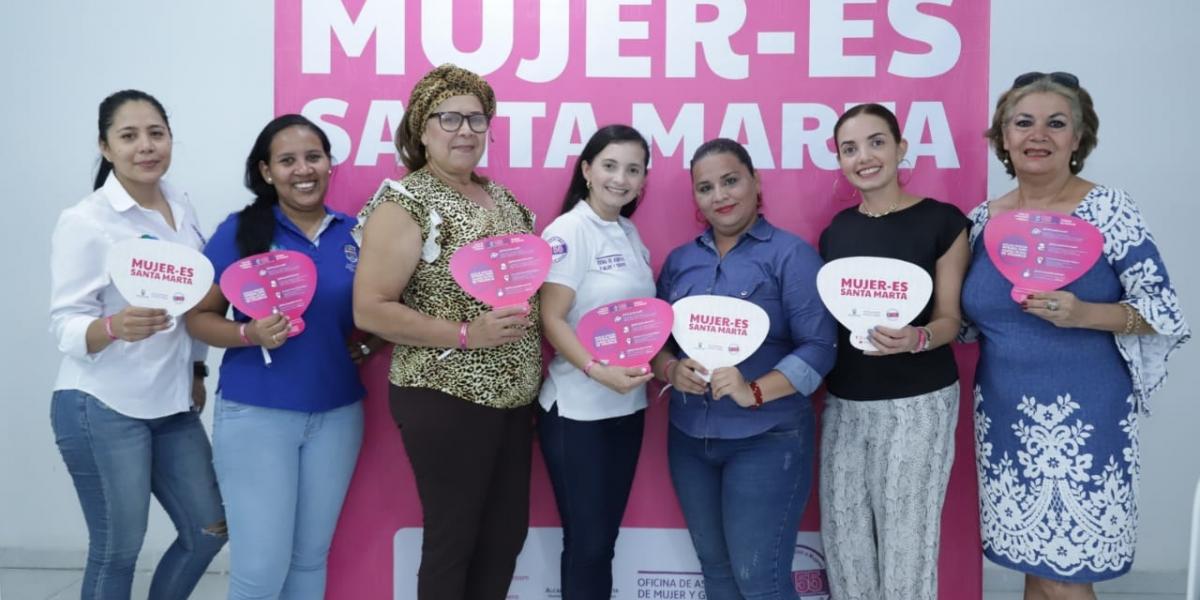 Mesa de Mujeres de Santa Marta