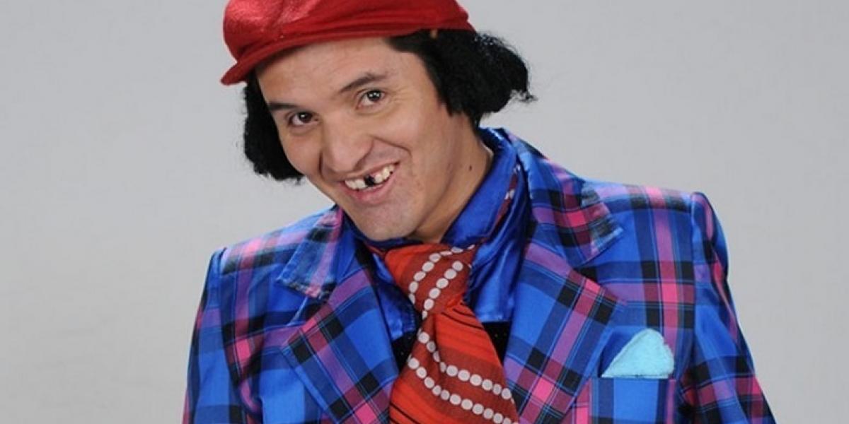 Humorista colombiano Hassam