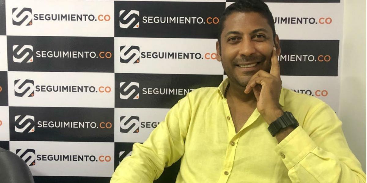 Candidato al concejo, Eduardo Brito
