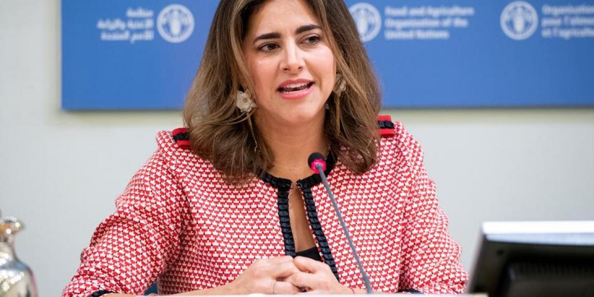 María Juliana Ruiz, Primera Dama de la Nación