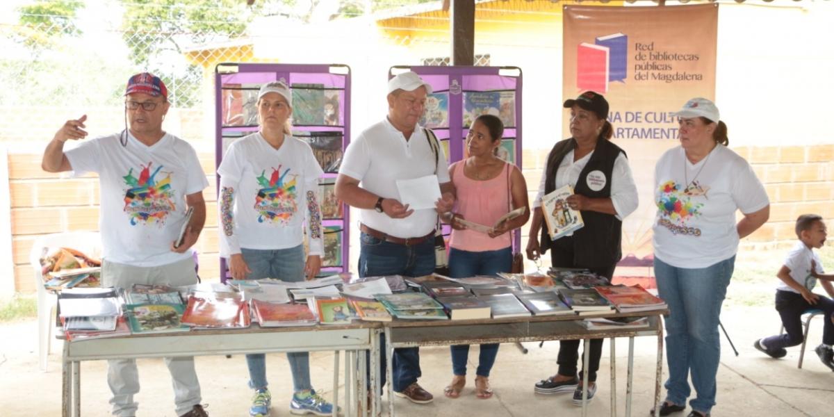 El escritor estará en Aracataca, Fundación y en Algarrobo.