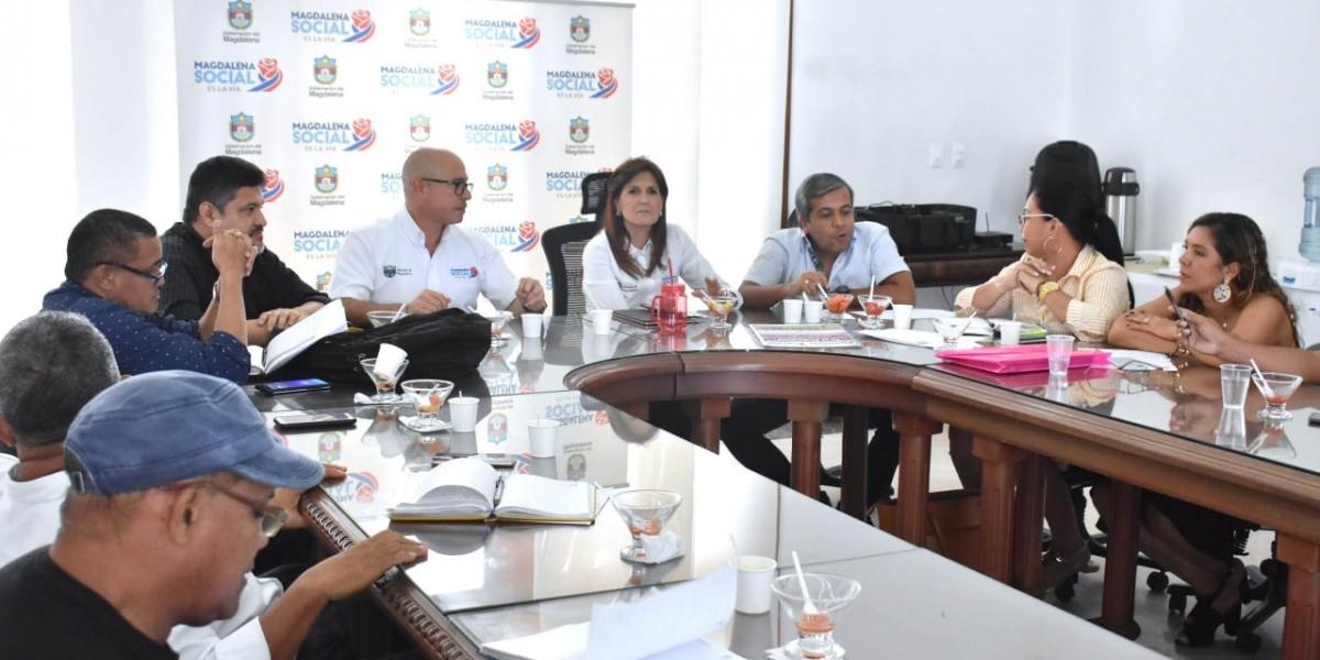 La Gobernación  gestionó los recursos ante el Ministerio de Educación.
