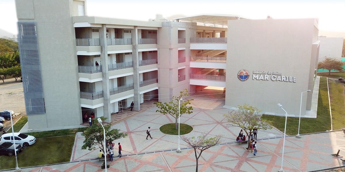 En el Edificio Mar Caribe de la Universidad del Magdalena se desarrollará un 'Panel de Rectores'.
