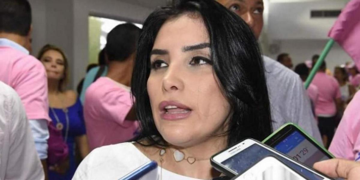 Aida Merlano fue condenada por la Corte Suprema a 15 años de cárcel.