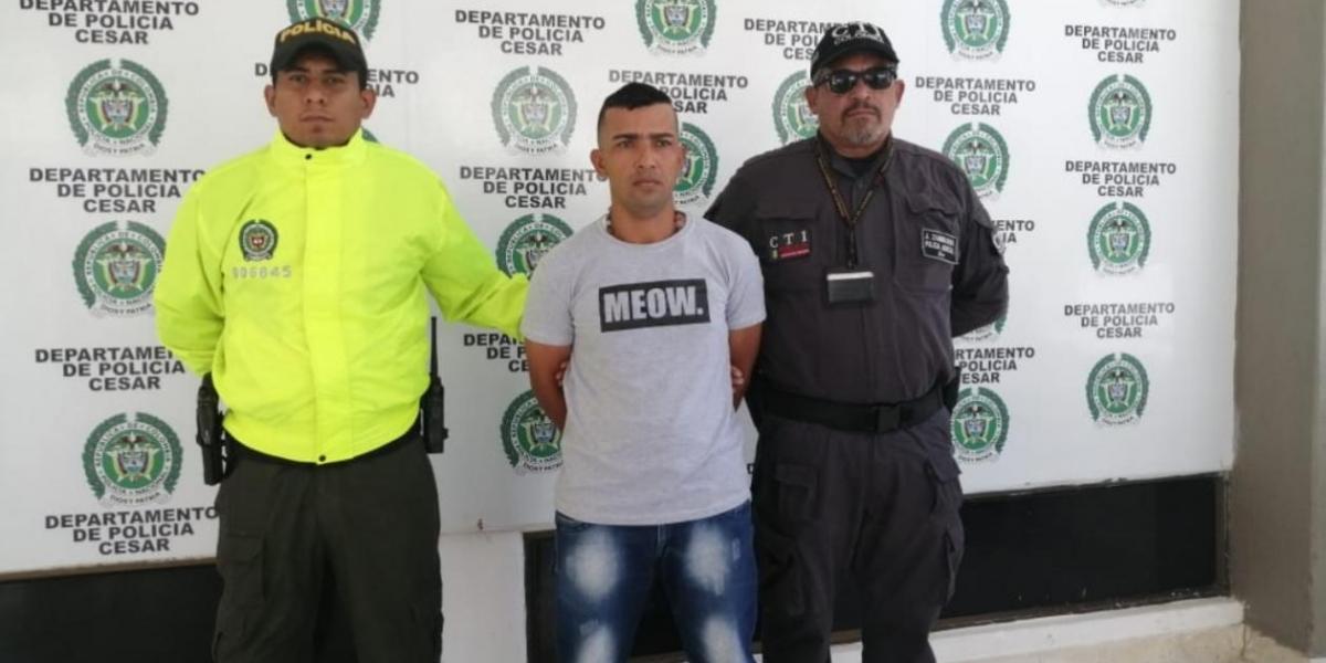 Jaider Hernán Acuña Barrios.