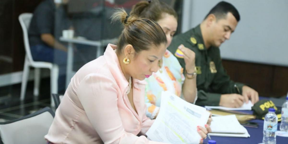 El Comité es organizado por la Secretaría del Interior del Magdalena.