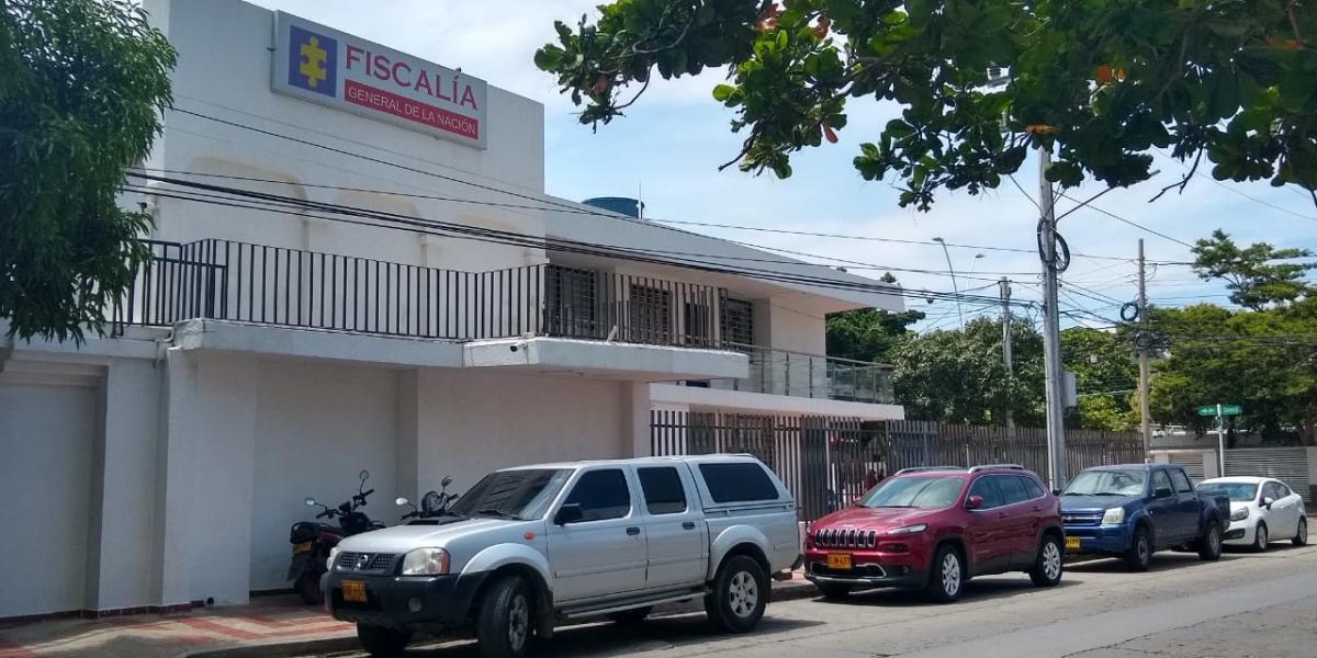 Guillermo Galvis fue capturado en la mañana de este miércoles en la sede de la Fiscalía de la avenida de Los Estudiantes.
