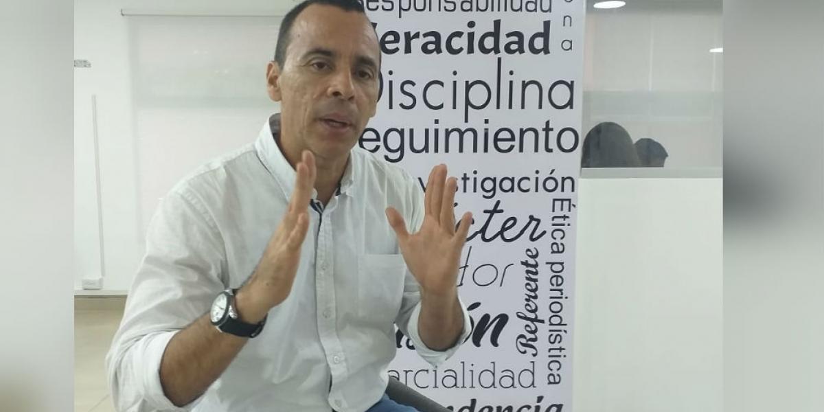 La directiva nacional del Polo confirmó su respaldo a Torres en sus aspiraciones de llegar a la Gobernación.