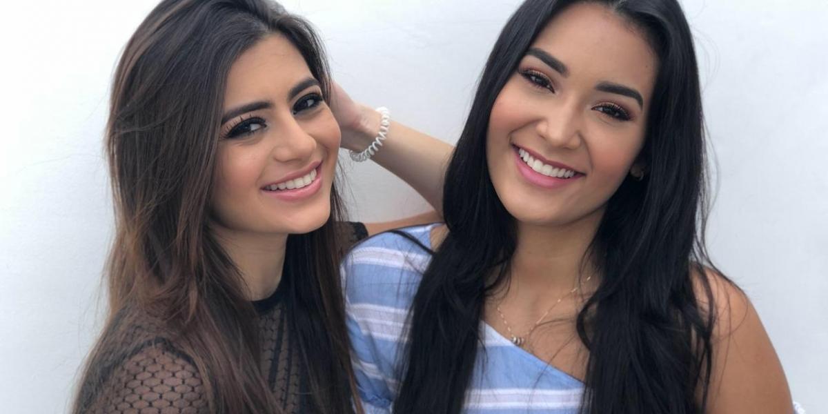 Luisa Cotes y Diana Fernández