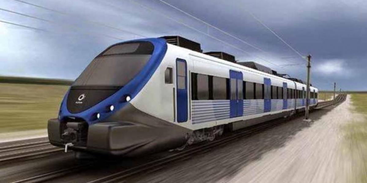 El tren regional es un proyecto que se conoció desde el año 2014. A la fecha no ha avanzado en sus estudios.