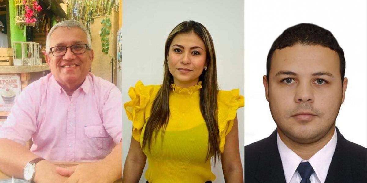 Estos son los alcaldes encargados en las tres localidades de Santa Marta