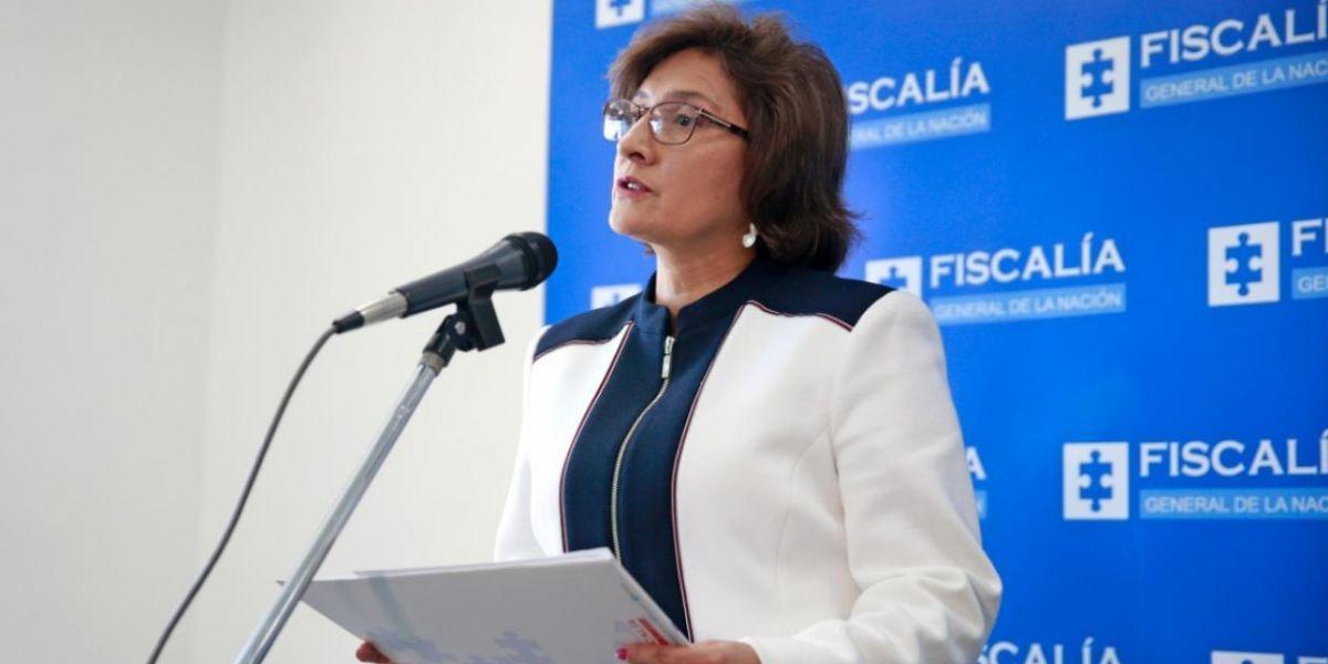Martha Mancera, directora de la Unidad Especial de Investigación de la Fiscalía.