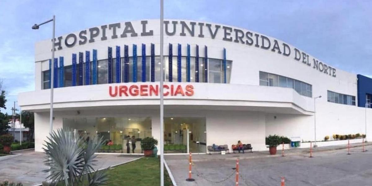 La víctima falleció en el Hospital Universidad del Norte.